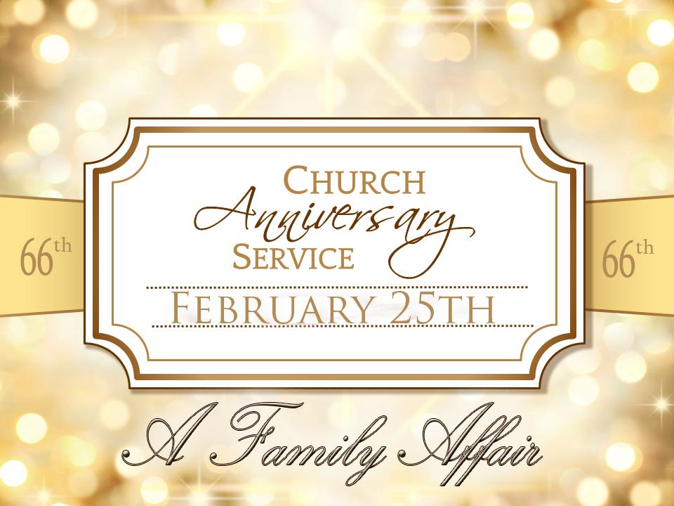 church-anniversary