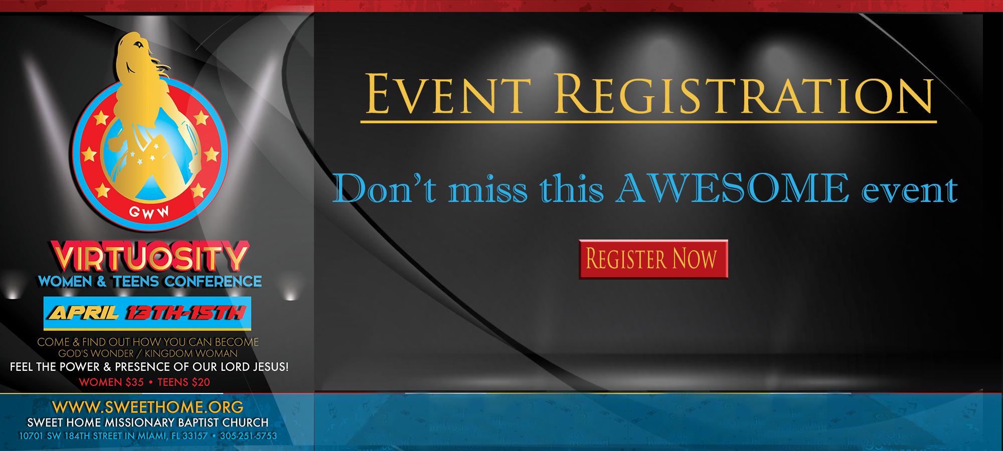 V-Event-registration